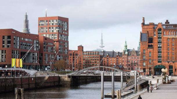 Hamburg als Wohnort attraktiver als Berlin