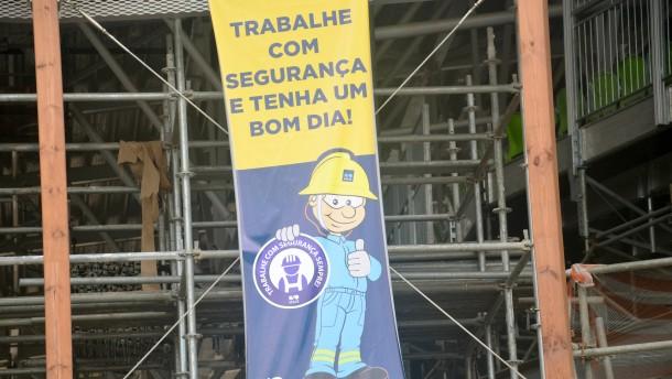 Industrieproduktion in Brasilien bricht ein
