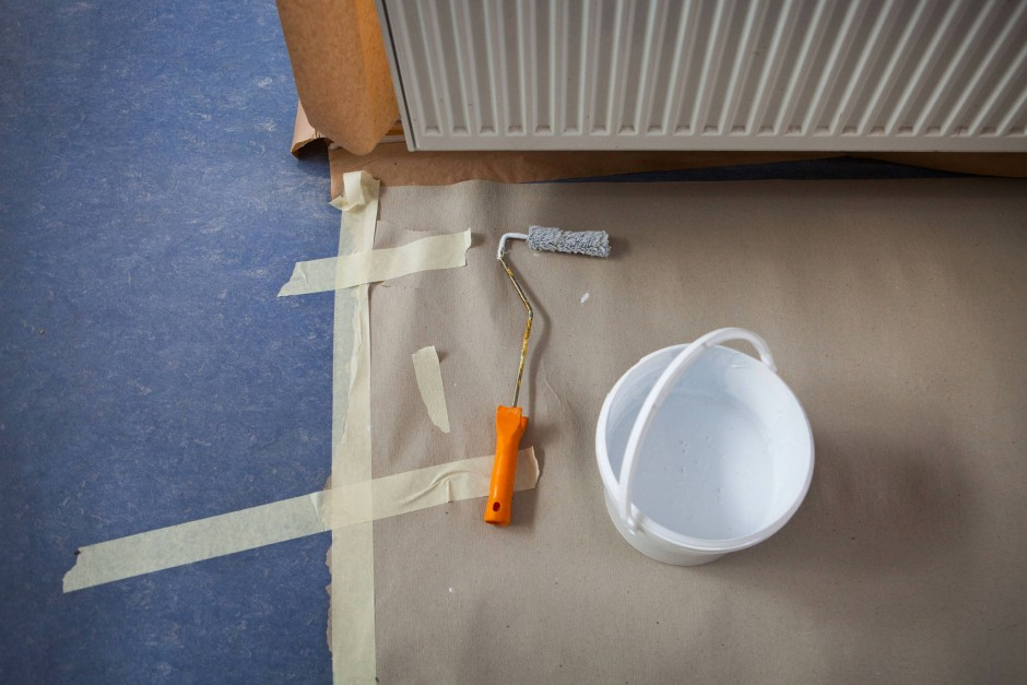 sch nheitsreparaturen wann mieter renovieren m ssen und wann nicht. Black Bedroom Furniture Sets. Home Design Ideas