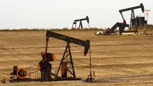 Ölpreis unter der 45-Dollar-Marke