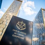 Bürotürme des Europäischen Gerichtshofs in Luxemburg