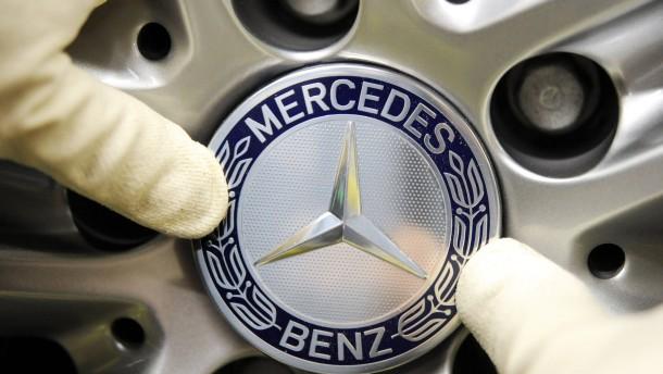Daimler will von Werkverträgen auf Leiharbeit wechseln
