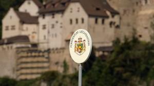 Liechtenstein liefert Daten über Bankkunden