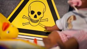 Deutschland muss Grenzwerte für Schwermetalle in Spielzeug ändern