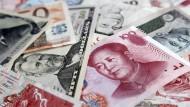 Frankfurt wird zu einem der wichtigsten Handelsplätze für Geschäfte in Renminbi.