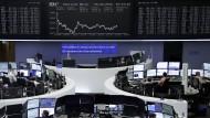 Möglicher Kreditverkauf treibt Bankaktien