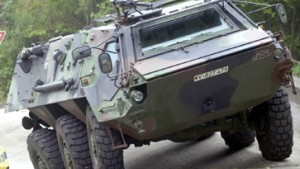 Panzer-Geschäft befeuert Rheinmetall-Aktie