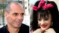 Ginannis Varoufakis - ein großer Verehrer von Nina Hagen