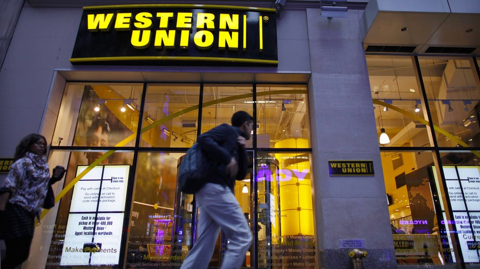 Deutlich teurer geworden sind laut einer Studie Überweisungen mit Western Union.