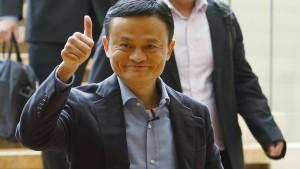 Jack Mas unverhoffter Triumphzug mit Alibaba