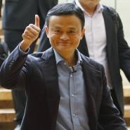 Erfolgreich bei Investoren: Alibaba-Gründer Jack Ma