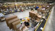 Das Geschäft von Amazon läuft nicht nur in der Weihnachtszeit bestens.