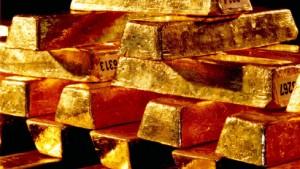 Gold glänzt wieder
