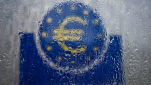 Euro weiter auf Rekordhoch