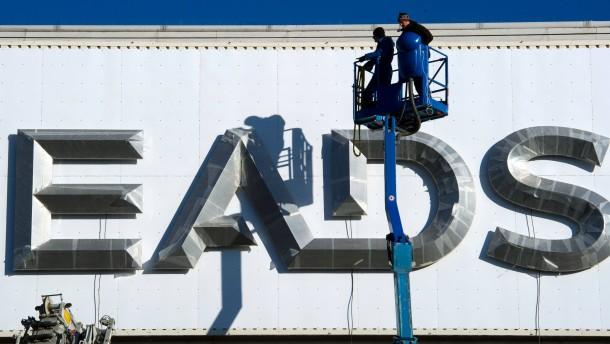 EADS steckt Milliarden in Aktienrückkauf