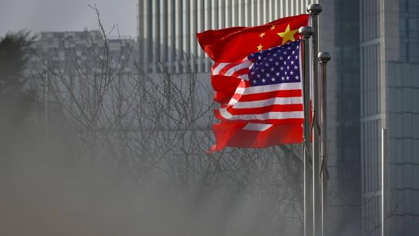 Trump will strengere Regeln für Unternehmen aus China