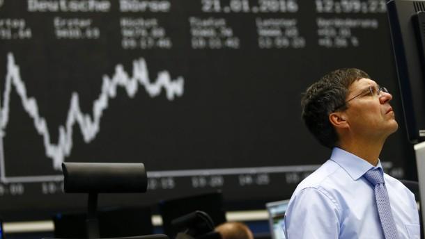 War es das mit dem Börsenkrach?