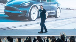 Tesla überflügelt Rivalen GM und Ford