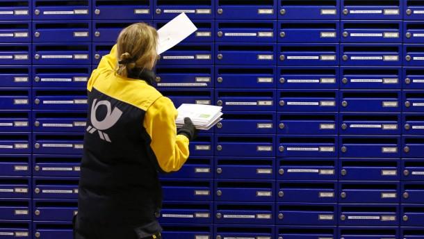 Deutsche Post legt nach guten Zahlen zu