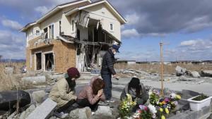 Mangel an Bauarbeitern lähmt Wiederaufbau in Nordjapan