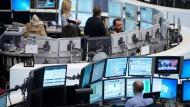 Anleger bleiben nach Erholungsrally vorsichtig