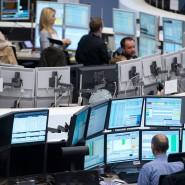 Die Luft scheint für diese Woche am Aktienmarkt raus zu sein.