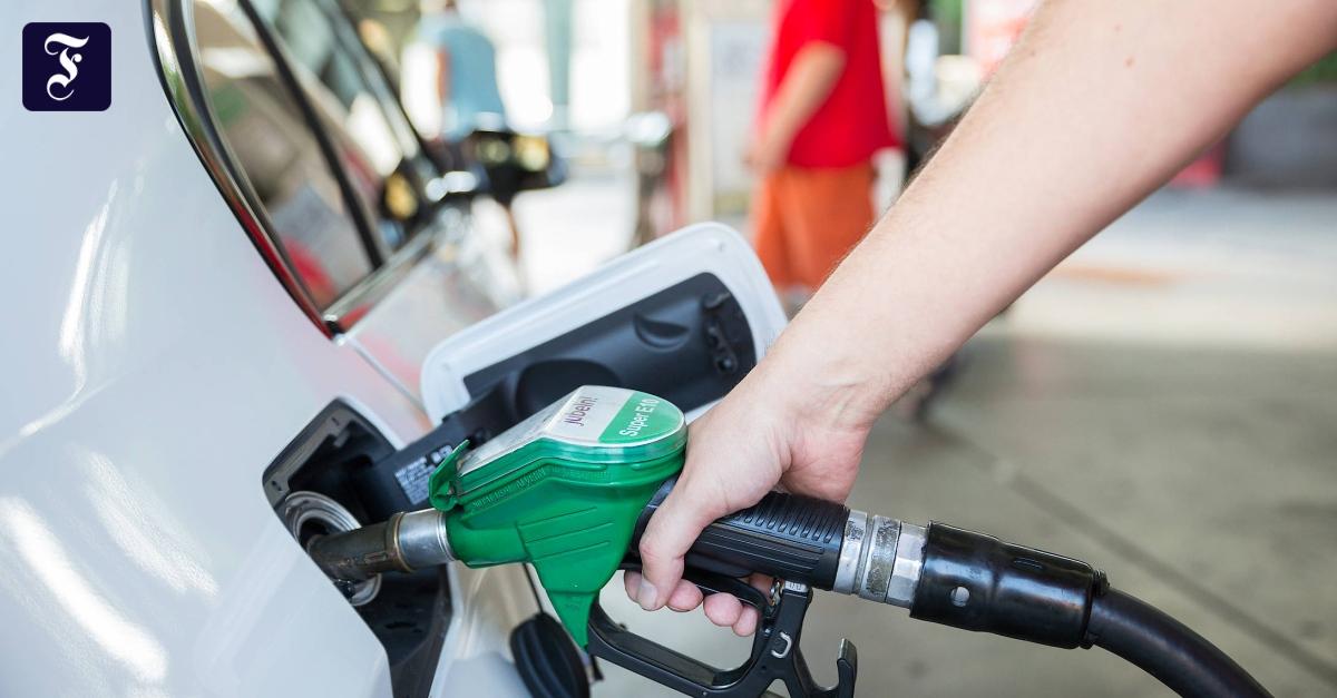 Benzinpreis At