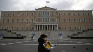 Positive Signale aus Athen treiben den Dax
