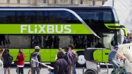 Flixbus will nach Amerika.