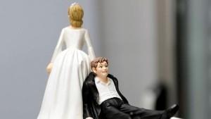Geplatzte Hochzeit im Angebot
