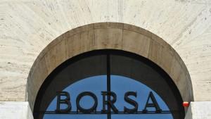 Was tun mit Italiens Banken?