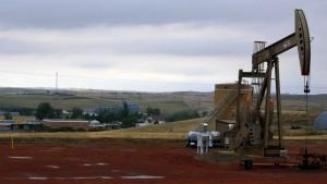 Warum ein Ölpreis fast auf Null fiel