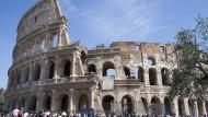 Das Kolosseum in Rom: Wie steht es um die Solidität der italienischen Staatsfinanzen?