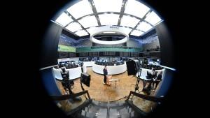Kampf gegen Pandemie nutzt auch der Börse