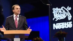 Nestlé kündigt Aktienrückkauf an