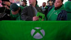 Microsoft profitiert von neuer Xbox One