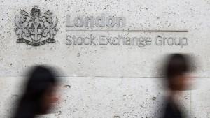 Londoner Börse beteuert Fusionswillen mit Deutscher Börse