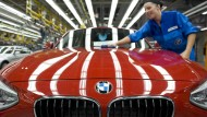Der Autobauer BMW ist eines von vielen Dax-Unternehmen, dass diese Woche Bilanz zieht.