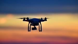 Amerikas Himmel ist voller Drohnen