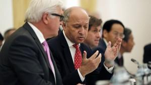Einigung im Atomstreit mit dem Iran in Sicht