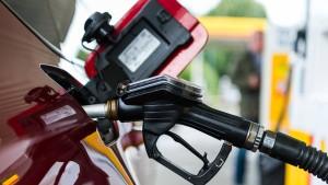 Benzinpreis auf Rekordniveau