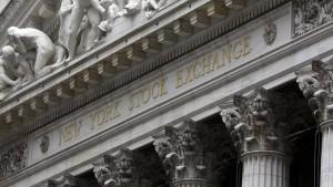 Nur wenig Moral an der Wall Street