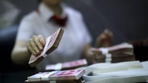 Millionen Chinesen auf schwarzer Schuldnerliste dürfen nicht reisen