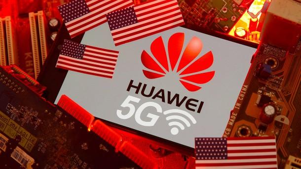 Sanktionen gegen Huawei treffen China