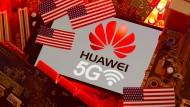 Huawei befindet sich im Brennpunkt eines politischen Konflikts