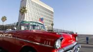 Amerika eröffnet nach 54 Jahren Botschaft auf Kuba
