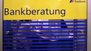 Aktie der Postbank bietet noch Kursphantasie