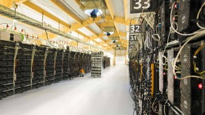 Die Stromjagd der Bitcoin-Branche