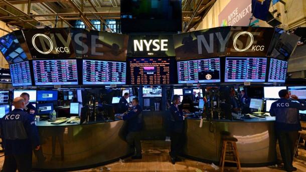 SEC forciert Jagd auf Hochfrequenzhändler