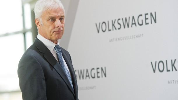 VW-Zahlen im Schatten der Kartellvorwürfe